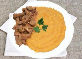 Гороховое пюре – рецепт без замачивания