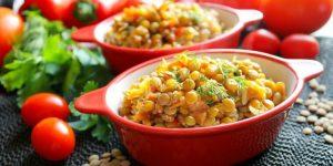 Гарнир из чечевицы - сытное и вкусное дополнение к любому блюду: рецепт с фото