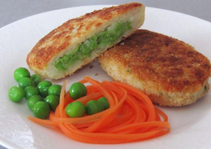 зеленый горошек замороженный рецепты