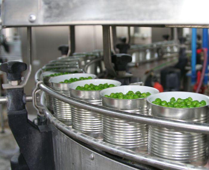 как делают зеленый горошек