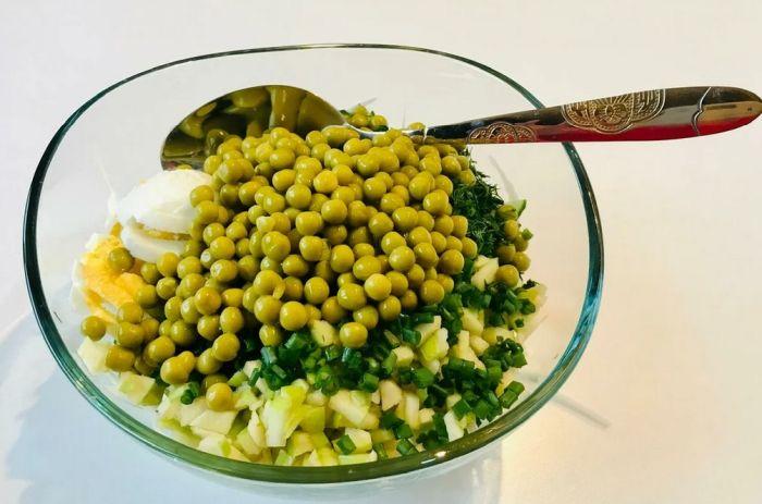 зеленый горошек консервированный польза и вред